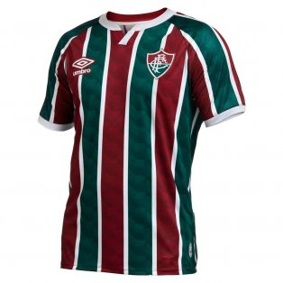 2020-2021 Fluminense Home Shirt