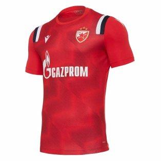 2020-2021 Red Star Belgrade Training Shirt (Red)