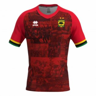 2020-2021 Asante Kotoko Home Shirt