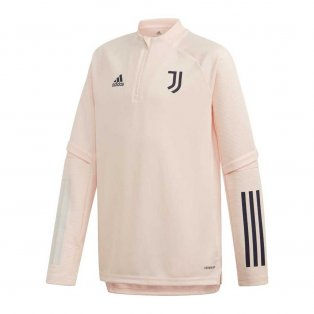 2020-2021 Juventus Training Top (Pink) - Kids