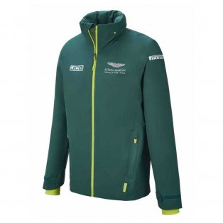 2021 Aston Martin F1 Official Team Jacket (Green)