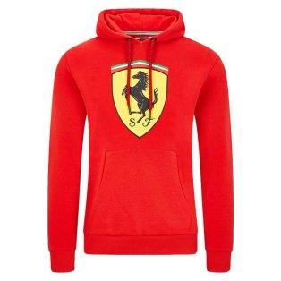 2021 Ferrari FW Hooded Sweat (Red)