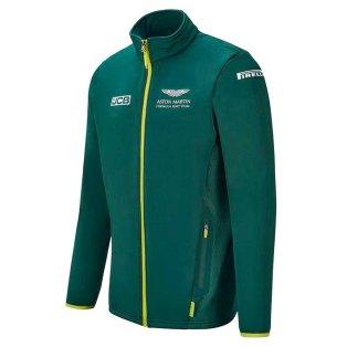 2021 Aston Martin F1 Official Team Softshell (Green)