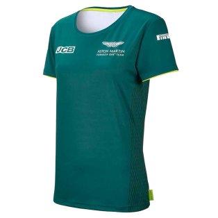 2021 Aston Martin F1 Official Team T-shirt - Female
