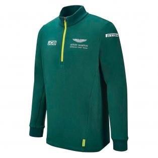 2021 Aston Martin F1 Official Team Mid Layer (Green)