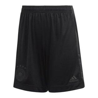 2020-2021 Germany Away Shorts (Black)