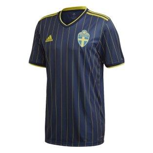 2020-2021 Sweden Away Shirt