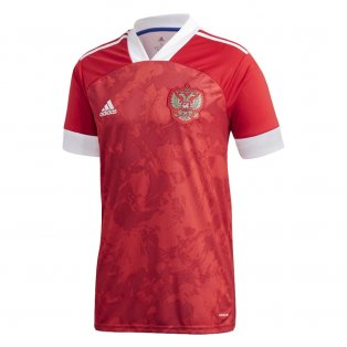 2021 Russia Home Football Shirt