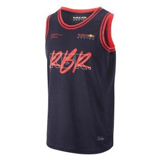 2021 Red Bull Racing Basketball Vest (Navy)