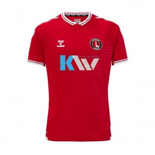 2020-2021 Charlton Home Shirt