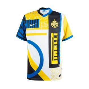 2020-2021 Inter Milan Fourth Shirt (Kids)