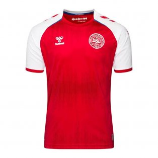 2021-2022 Denmark Home Shirt