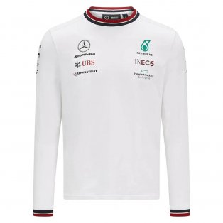 2021 Mercedes LS Driver Tee (White)