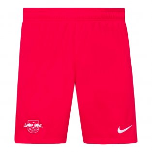 2021-2022 Red Bull Leipzig Home Shorts (Red)
