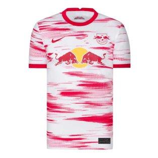 2021-2022 Red Bull Leipzig Home Shirt (White)