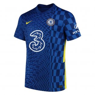2021-2022 Chelsea Home Shirt