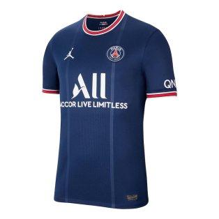 PSG 2021-2022 Home Shirt
