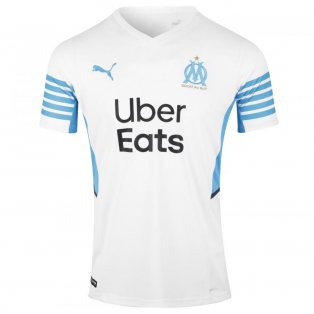 2021-2022 Marseille Home Shirt