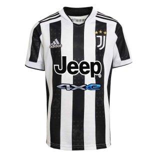 2021-2022 Juventus Home Shirt