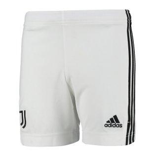 2021-2022 Juventus Home Shorts (White) - Kids