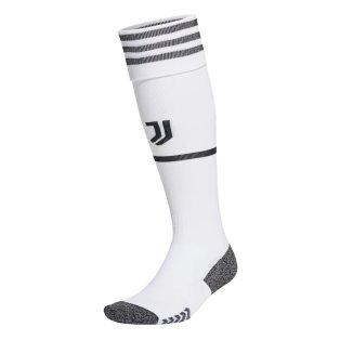 2021-2022 Juventus Home Socks (White)