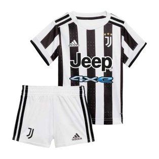 2021-2022 Juventus Home Baby Kit