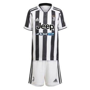 2021-2022 Juventus Home Mini Kit