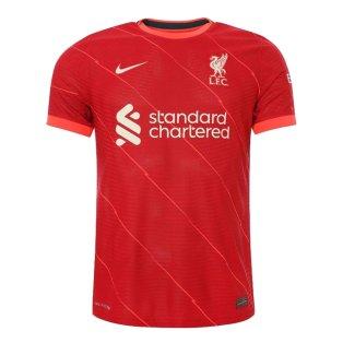 Liverpool 2021-2022 Vapor Home Shirt (Kids)