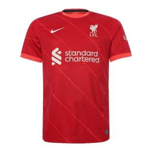 Liverpool 2021-2022 Home Shirt