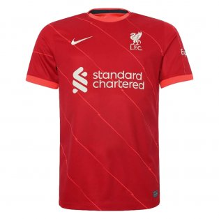Liverpool 2021-2022 Home Shirt (Kids)