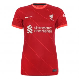 Liverpool 2021-2022 Womens Home