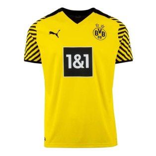 2021-2022 Borussia Dortmund Home Shirt