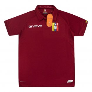 2019-2020 Venezuela Home Football Shirt