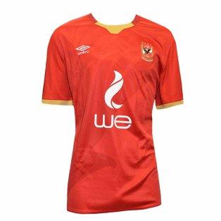 2021-2022 Al Ahly Home Shirt