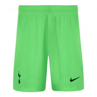 2021-2022 Tottenham Home Goalkeeper Shorts (Green)