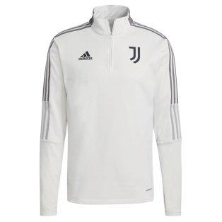 2021-2022 Juventus Warm Top (White)