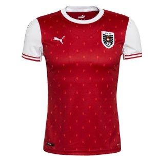 2020-2021 Austria Home Shirt (Womens)