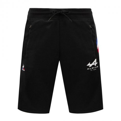 2021 Alpine Cotton Shorts (Black)