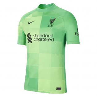 2021-2022 Liverpool Goalkeeper shirt (Green)