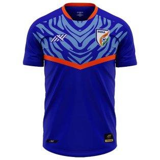 2021-2022 India Home Shirt