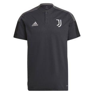 2021-2022 Juventus Polo Shirt (Carbon)