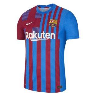 2021-2022 Barcelona Vapor Match Home Shirt