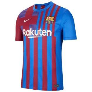 2021-2022 Barcelona Home Shirt