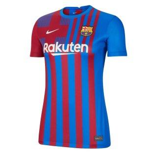 2021-2022 Barcelona Womens Home Shirt