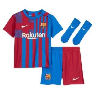 2021-2022 Barcelona Infants Home Kit