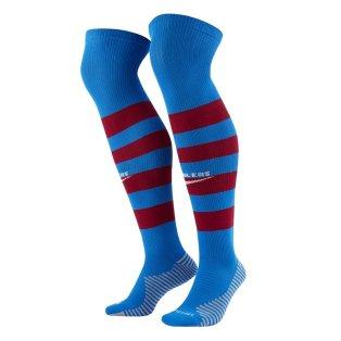 2021-2022 Barcelona Home Socks (Blue)