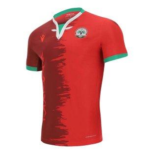 2021-2022 Madagascar Away Shirt