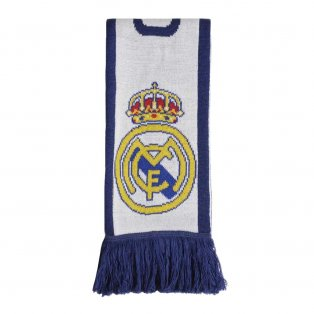 Real Madrid 2021-2022 Scarf (White)