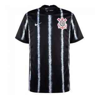 2021-2022 Corinthians Away Shirt [CV7910-010] - Uksoccershop
