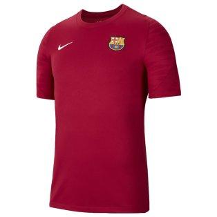 2021-2022 Barcelona Training Shirt (Noble Red)